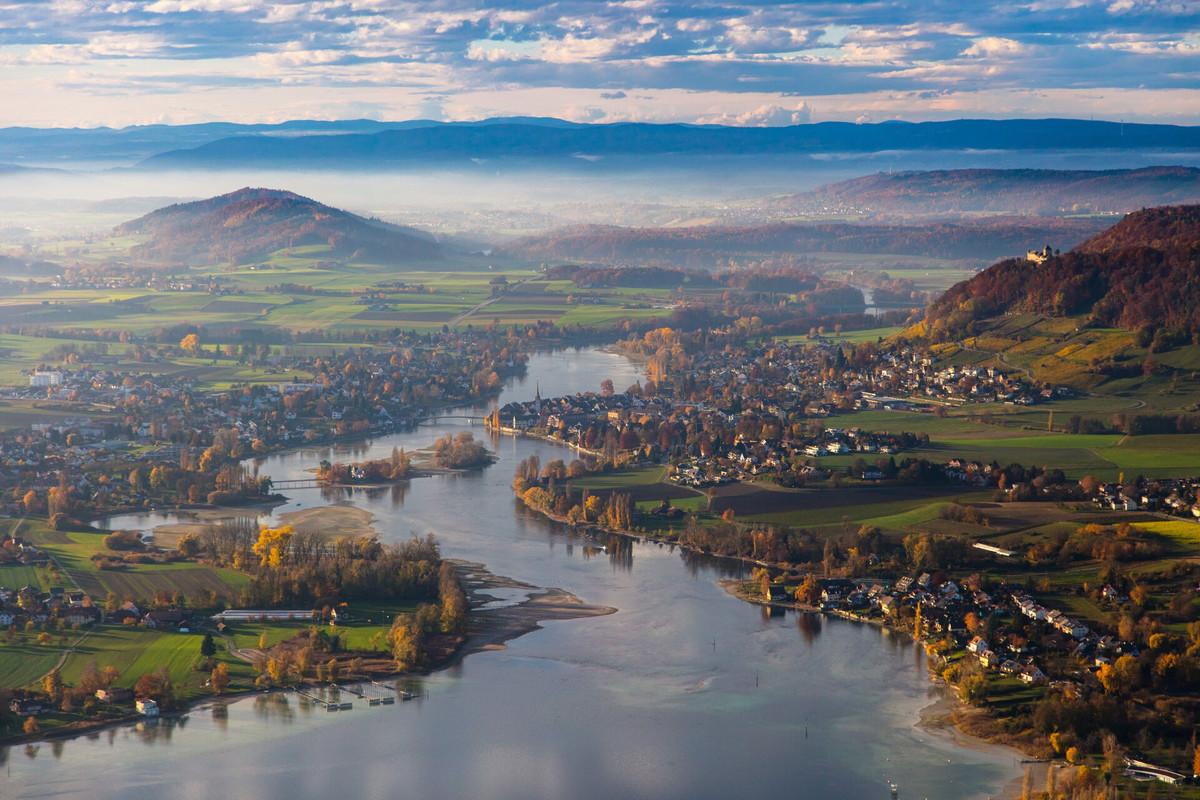 Konstanz-Regio-Stein-am-Rhein-Hegau-Vulkanlandschaft_Luftperspektive-02_Copyright_MTK-Achim-Mende